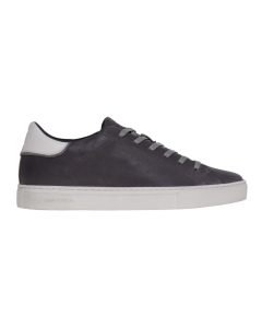 Sneaker crime london in pelle  Grigio
