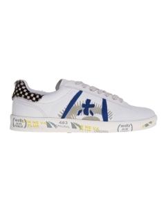 "Sneaker premiata ""andy"" in pelle bianca Bianco"