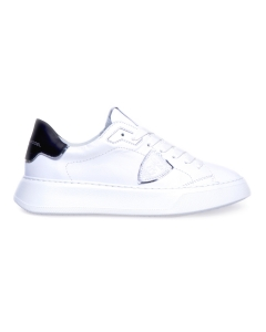 Sneaker Philippe Model Templea Veau in pelle  Bianco