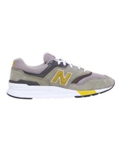 Sneaker new balance 997h in camoscio e tessuto Verde