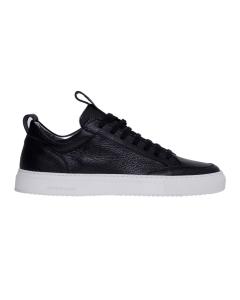 Sneaker p448 in pelle Nero