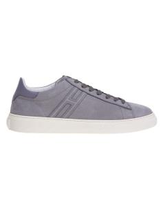 Sneaker hogan in nabuck grigio Grigio