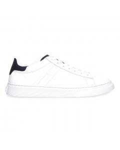 Sneaker hogan in pelle bianca Bianco