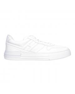 Sneaker Hogan Rebel in pelle  Bianco