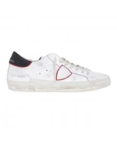 Sneaker Philippe Model PRSX Veau in pelle  Bianco