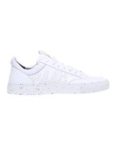 "Sneaker p448 ""soho"" in pelle  Bianco"