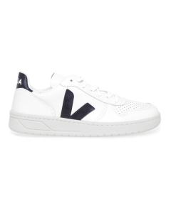 Sneaker VEJA V-10 in pelle  Black-natural