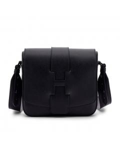 Hogan Crossbody Bag Grande Nero
