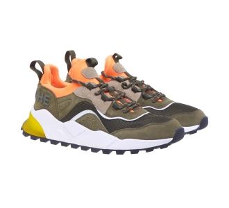 Sneaker Voile Blanche