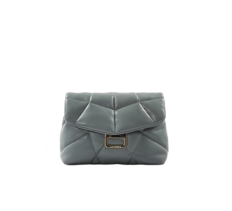 La carrie bowling soft s&s bag Grigio