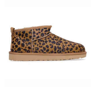 Ugg classic ultramini leopard Leopardato