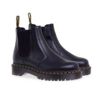 Chelsea Boot Dr Martens 2976 BEX in pelle  Nero