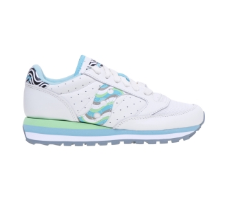 Sneaker Saucony Jazz SMU (Special Make Up) in pelle e tessuto. 01
