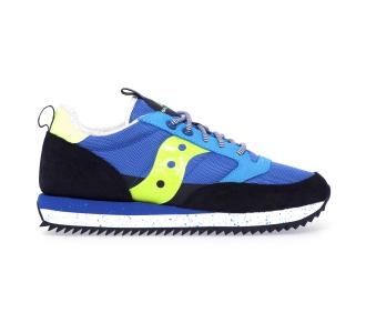 "Sneaker Saucony ""Jazz Peak"" in tessuto tecnico  Azzurro"