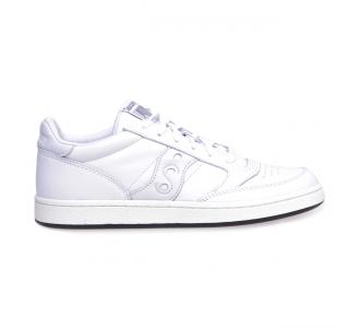 Sneaker Saucony Jazz Court in pelle  Bianco