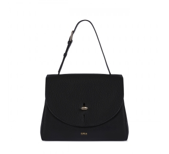 Furla Net M top handle  Nero