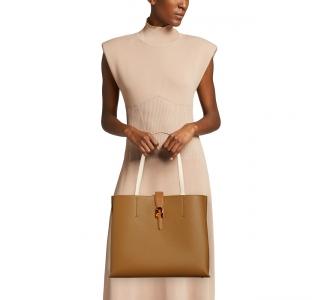 Shopping Furla Sofia L  Fango + Miele + Pergamena