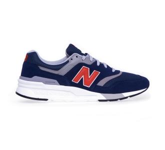Sneaker new balance 997 Blu