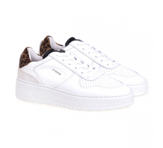 Sneaker Copenhagen in pelle  Bianco