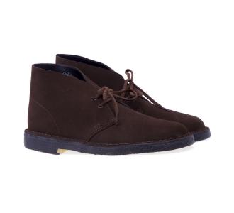 Clarks desert boot in camoscio  Testa D.m.