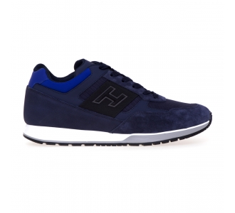 Hogan H321 sneaker Blu - Bluette