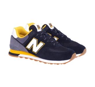 Sneaker new balance 574 Nero