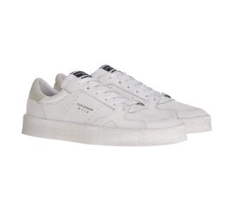 Sneaker moa - master of arts in nappa bianca Bianco