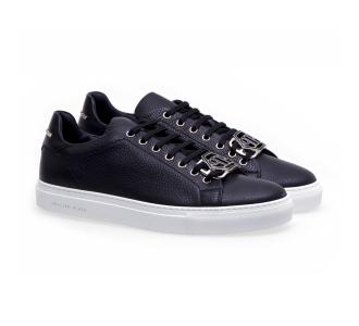 Philipp plein lo-top sneakers hexagon Nero