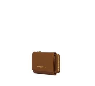 Mini portafoglio gianni chiarini in pelle Cuoio