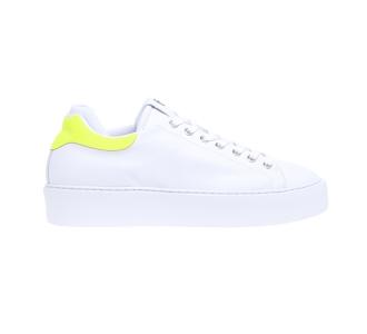Sneaker Paciotti 4US in pelle  Bianco
