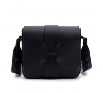 Hogan Crossbody Bag Grande Nero