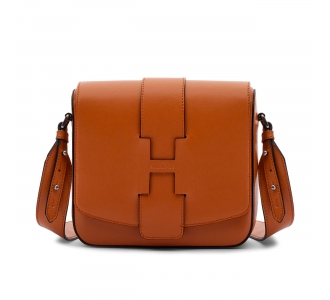 Hogan Crossbody Bag Grande Brandy