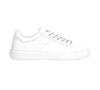 Sneaker Hogan H365 in pelle Bianco