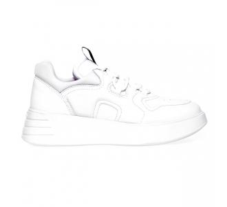 Sneaker Hogan H562 in pelle Bianco